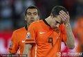 荷兰队员失落