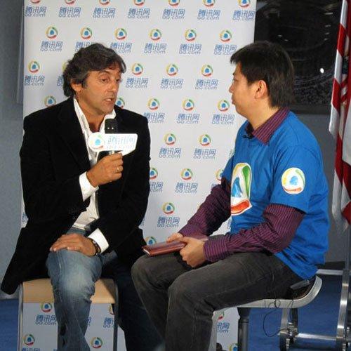 实录:弗朗西斯科利做客腾讯 阿根廷可能捧杯