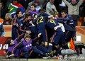 西班牙热烈庆祝