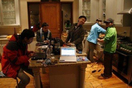 王怡薇:腾讯前方记者团生活什么状态?