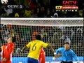 视频:巴西表演绚丽舞步 朝鲜防线经受考验