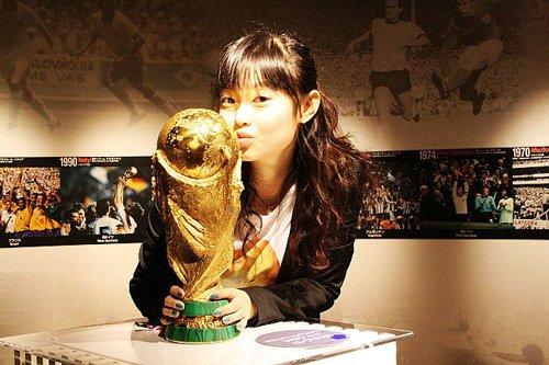 腾讯南非世界杯前方报道团队记者:张楠
