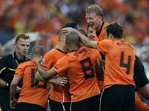 12连胜史上最强荷兰现身 神秘定律保进决赛?