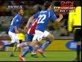 视频:意大利心急如焚 连续放铲阻断对手攻势