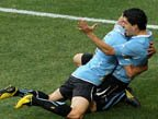 第16日比赛视频合集:乌拉圭加纳晋级八强