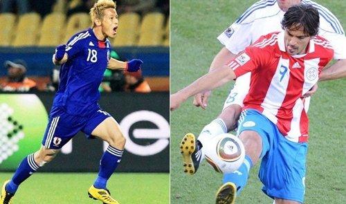 巴拉圭VS日本前瞻:亚洲足球荣誉之战