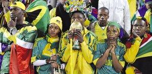扬子晚报:南非人跨过心中一道坎