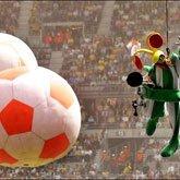 1998年法国世界杯开幕式