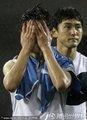 韩国队员痛哭