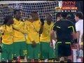 视频:南非vs乌拉圭5-10分钟 弗兰大力远射