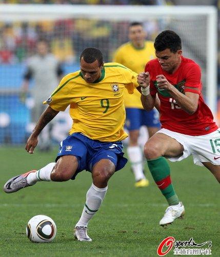葡萄牙后场王牌正式复出 一战巴西他怒发冲冠