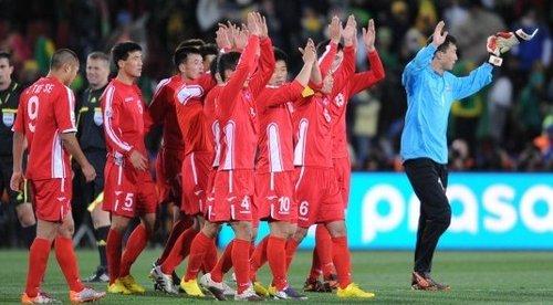 世界杯为朝鲜开了扇窗 神秘之师让全世界侧目