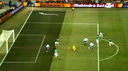 特维斯进球越位至少1米 阿根廷胜惹争议(图)