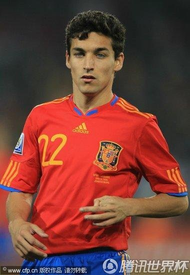 2010世界杯小组赛H组次轮:西班牙2-0洪都拉斯