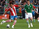视频:爱尔兰2-1巴拉圭 转籍妖锋建功难救主