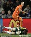 图文:荷兰0-1西班牙 卡西扑住罗本单刀球