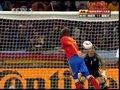 视频:西班牙大举压上进攻 略伦特头球略偏出