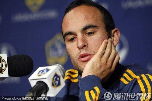 美国卡森:多诺万世界杯后速返美国联赛 出席洛杉矶银河发布会