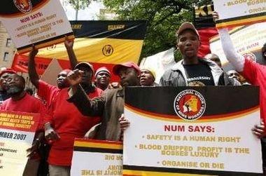 南非世界杯筹备令人忧 罢工传染病仍不停歇