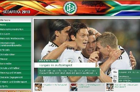 德国足协:波多尔斯基表现出色 引领进球狂潮