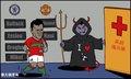 漫画:英超制造世界杯伤病营