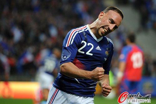 世界杯热身赛-法国2-1哥斯达黎加 10号献绝杀