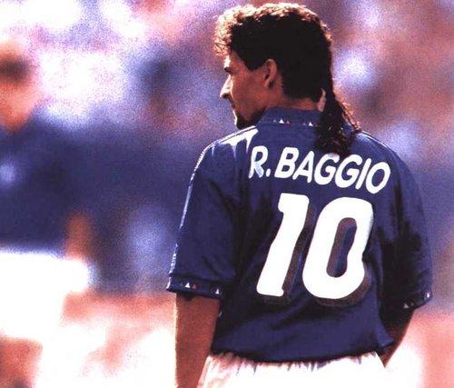急三郎:巴乔背影是一代人的足球记忆