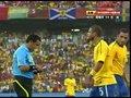 视频:佩佩反抢组织快速反击 梅洛阻挡吃黄牌