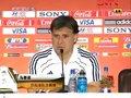 视频:巴拉圭主帅赛后受访 获胜对晋级很重要
