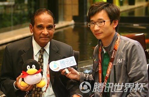 专访前亚足联秘书长:中国足球5年内称霸亚洲