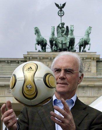 贝肯鲍尔力挺德国拜仁帮:他们永远值得信任