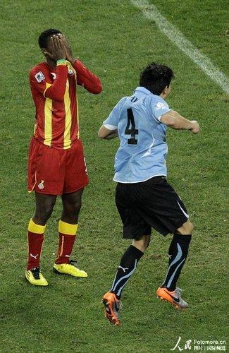 曼德拉鼓励加纳:吉安很出色 你们是我的骄傲