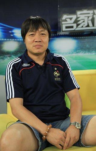 实录:朱煜明做客名家评球 尼日利亚断送胜利