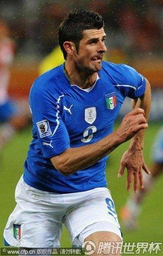 意大利最弱9号诞生 因扎吉维耶里为此人蒙羞