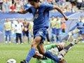 06世界杯进球FLASH:因扎吉单刀破门锁定胜局