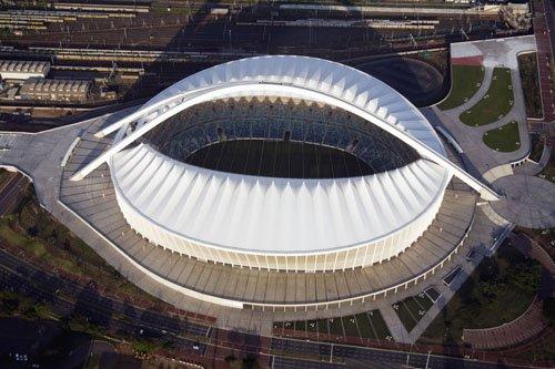 南非世界杯举办城市——德班