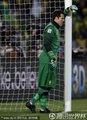 图文:巴西3-0智利 门将塞萨尔