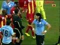 视频:苏亚雷斯手球染红 吉安点球中梁失绝杀