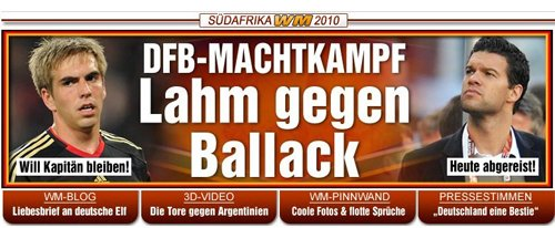 曝德国新老两核心公开决裂 巴拉克已离开南非