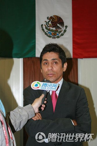 腾讯专访花蝴蝶:墨西哥必胜阿根廷创造历史