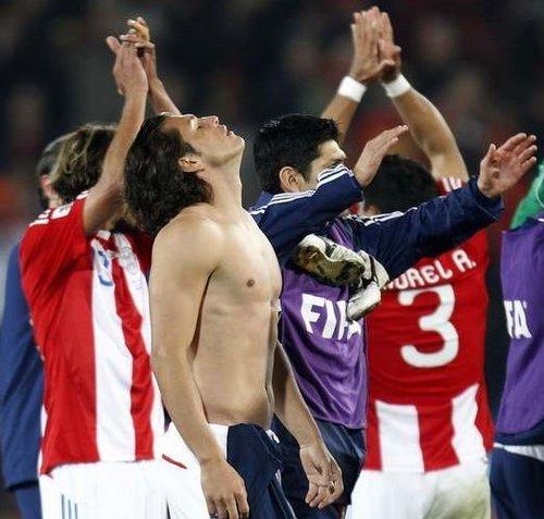 巴拉圭铜墙铁壁更胜意大利 逼欧洲冠军入绝境