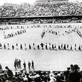 1958年瑞典世界杯开幕式