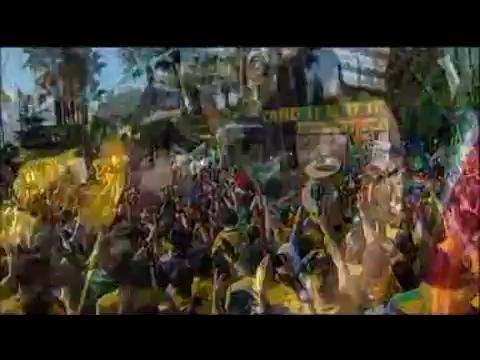 视频:2010南非世界杯开赛在即 球迷狂欢陶醉