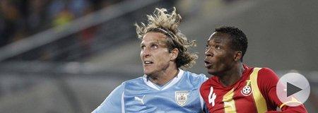 乌拉圭5-3(点)加纳 下半场