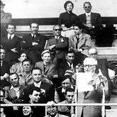 1954年瑞士世界杯开幕式