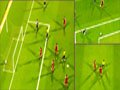 第22球:五星巴西经典配合 神奇中场再立新功