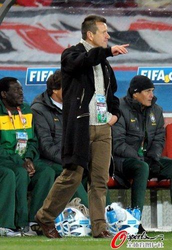 邓加公开称赞老马:他当教练是足球界的好事