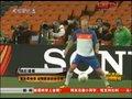 视频:荷兰队放松训练 无冕之王期待成功加冕