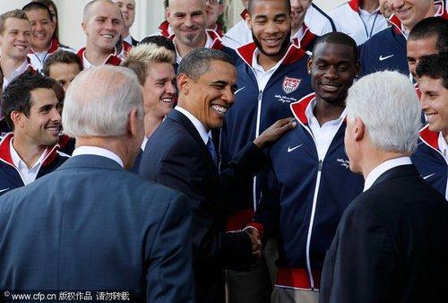 世界杯开幕式10大看点 奥巴马携手曼德拉出席