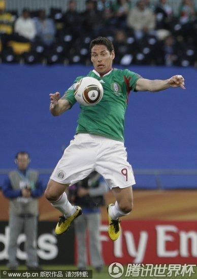 2010世界杯A组末轮:墨西哥Vs乌拉圭